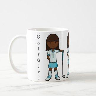 GolfGirl zazzle_mug