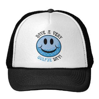 Golfie Day Trucker Hat