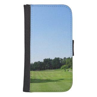 golfing-15 cartera para teléfono