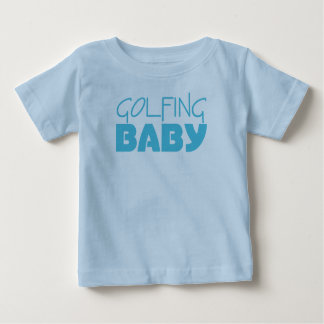 Golfing Baby Boy T-shirts or Infant One Piece