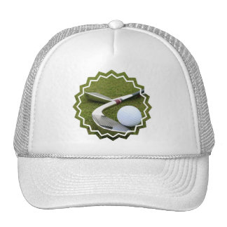 Golfing Baseball Hat