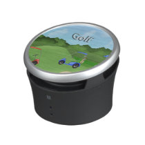 Golfing Bumpster Speakers