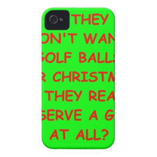 golfing iPhone 4 Case-Mate cases