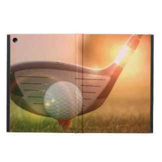 Golfing Case For iPad Air