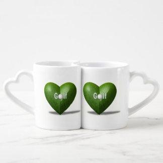Golfing Couples Coffee Mug
