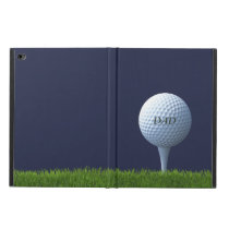 Golfing Dad Golf Ball iPad Case