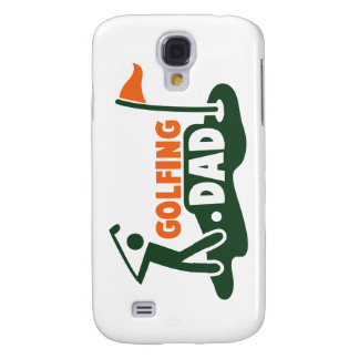 Golfing DAD Samsung Galaxy S4 Cover
