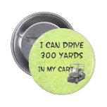 Golfing Drive Button