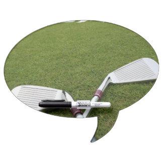 Golfing Dry-Erase Board