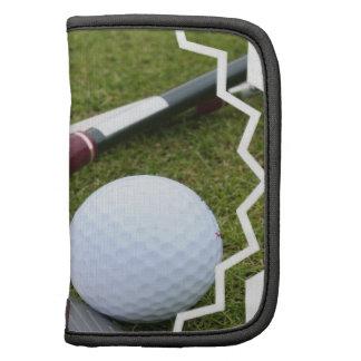 Golfing  Folio Organizers
