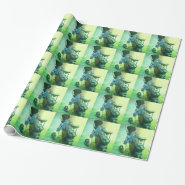Golfing Gift Wrapping Paper