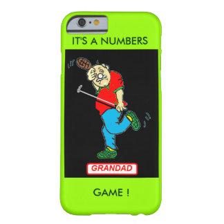 GOLFING GRANDAD I PHONE CASE