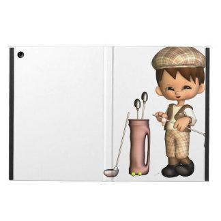 Golfing iPad Air Case