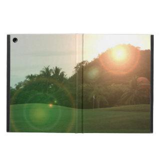 Golfing iPad Air Covers