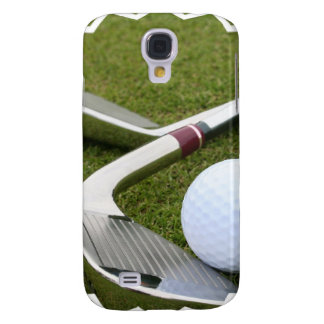 Golfing iPhone 3G Case Galaxy S4 Cover