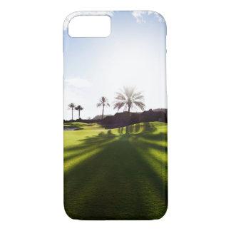 Golfing iPhone case