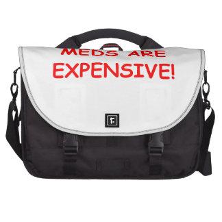 golfing laptop messenger bag