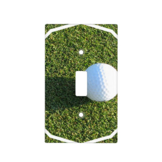Golfing Light Switch Covers
