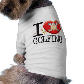 Golfing Love Man T-Shirt