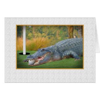 Golfing, mentira peligrosa con la tarjeta del coco