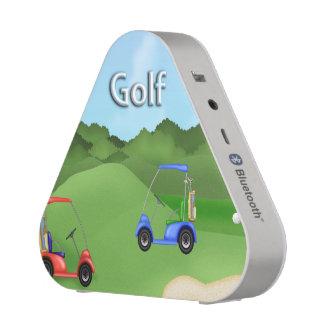 Golfing Pieladium Speakers