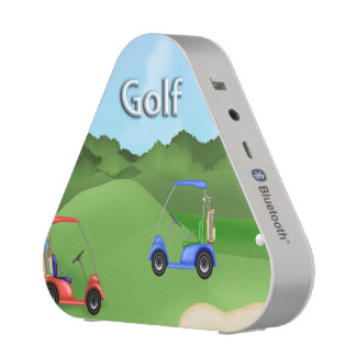 Golfing Pieladium Speakers