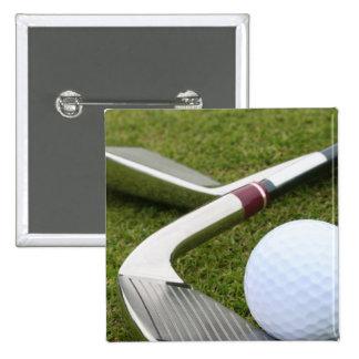 Golfing Pin