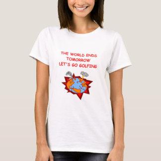 GOLFING.png T-Shirt