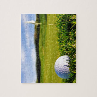 Golfing Jigsaw Puzzles