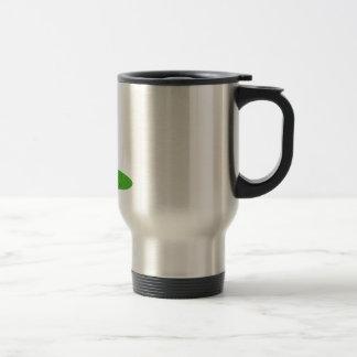 Golfing Santa Coffee Mugs