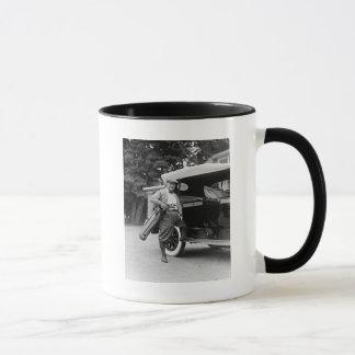 Golfing Senator, 1920s Mug