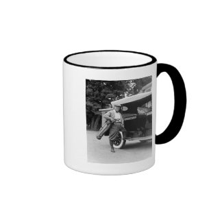 Golfing Senator 1920s Mugs