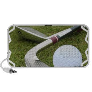 Golfing Speakers