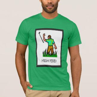 Golfing T shirt,  Throw away the club! T-Shirt