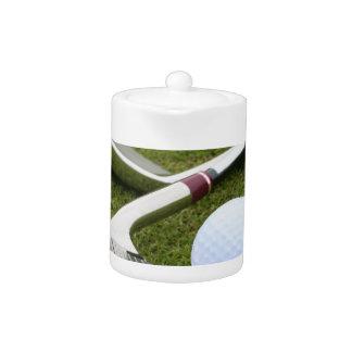Golfing  Teapot