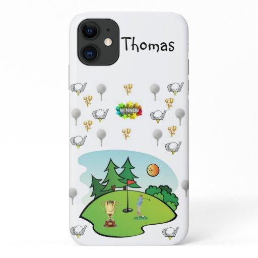 GolfIphone Case