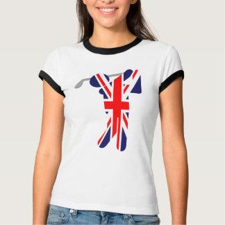 Golfista británico remeras