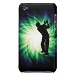 Golfista fresco iPod touch Case-Mate cárcasas