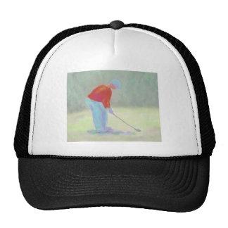 Golfista, gorra