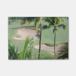 Golfista Post-it® Nota
