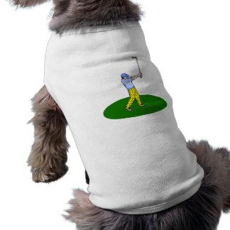 Golfista Camisa De Perro