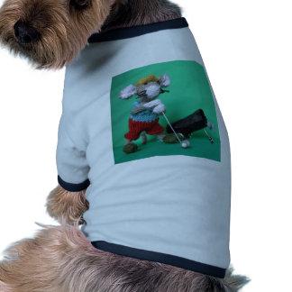 Golfista Ropa De Perro