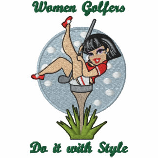 Golfistas de las mujeres