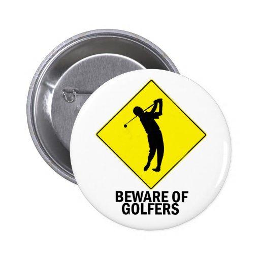 Golfistas Pins