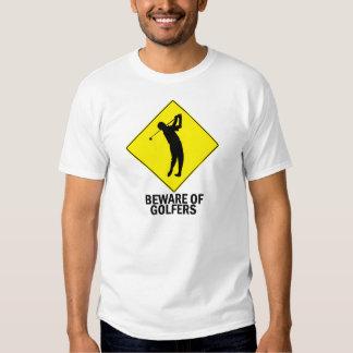Golfistas Playeras