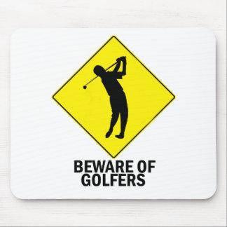 Golfistas Tapetes De Ratones