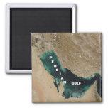 Golfo Pérsico Imán Para Frigorifico