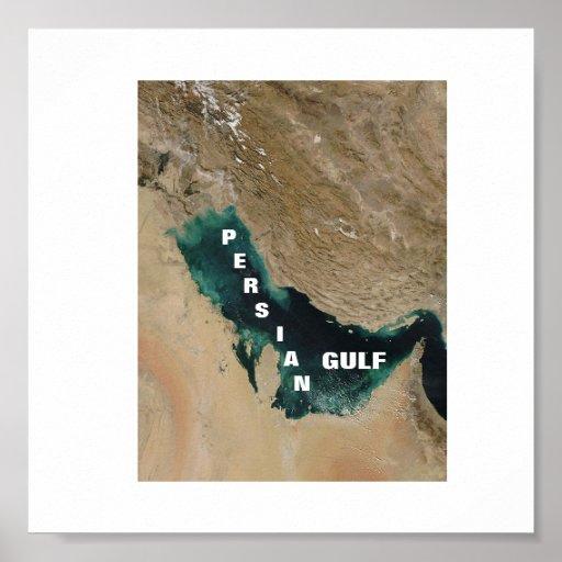 Golfo Pérsico Impresiones