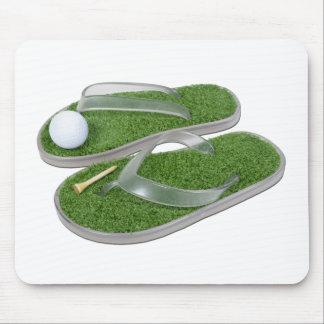GolfShoesBallTee062011 Mouse Pad