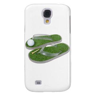 GolfShoesBallTee062011 Samsung Galaxy S4 Covers